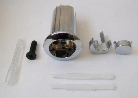 push button toilet cistern parts.  Roca Cistern Spares Long New Style Dual Push Button 08001234